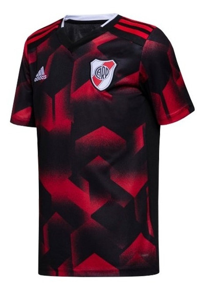 Camiseta adidas Niño River Plate 3 Jsy Y ( Dp2820 )