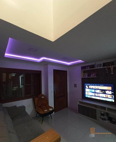 Sobrado Com 2 Dormitórios À Venda Por R$ 196.000,01 - Desvio Rizzo - Caxias Do Sul/rs - So0021