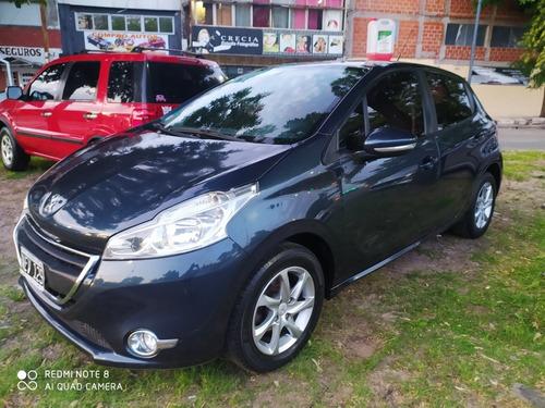Peugeot 208 1.5 Allure 2013 Vendo O Permuto