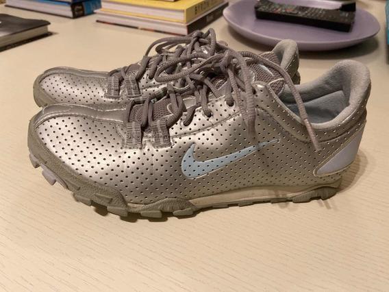 Zapatillas Nike Mujer Talle 7.5 Us 38.5 Euro