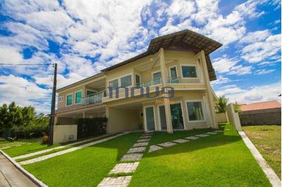Casa Residencial À Venda, Jardins Da Serra, Maracanaú. - Ca0241