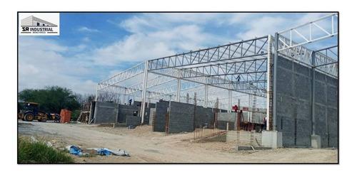 Imagen 1 de 3 de Bodega Industrial En Renta  Zona Guadalupe
