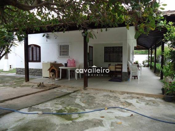 Casa Residencial À Venda, São José Do Imbassaí, Maricá. - Ca2748