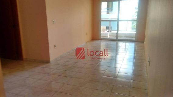 Apartamento Residencial Para Venda E Locação, Bom Jardim, São José Do Rio Preto. - Ap1235