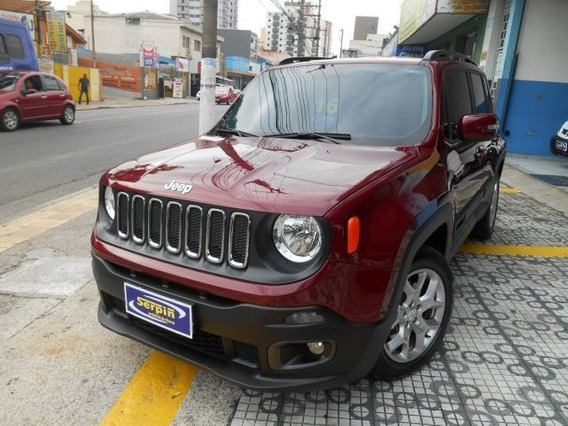 Jeep Renegade Longitude 1.8 16v Flex, Fxl7328
