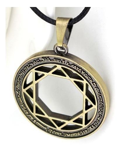 Collar Estrella 8 Puntas Magi The Labyrinth Of Magic Salomon