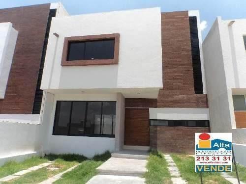 Casa Nueva En Venta El Mirador Querétaro Con 3 Recamaras Y Roof Garden