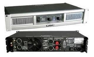 Potencia Qsc Gx7 Profesional - Igual Que Nueva Sin Uso