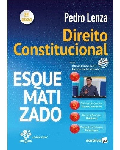 Direito Constitucional Esquematizado 24ª Edição (2020)
