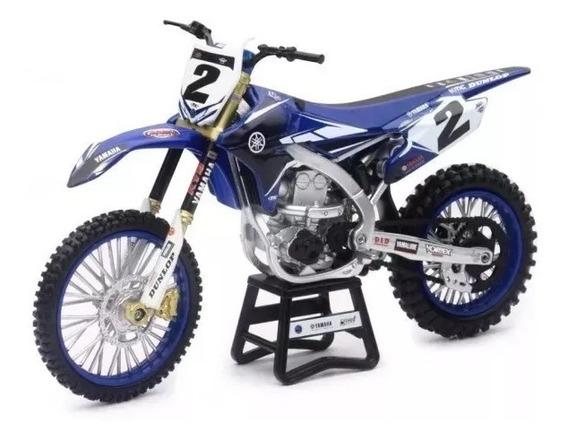 Newray Yamaha Cooper Webb 1:12 Yz 450f Playking