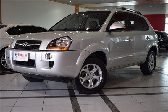 Hyundai Tucson 2.0 Mpfi Gls 16v 2wd Flex Automático