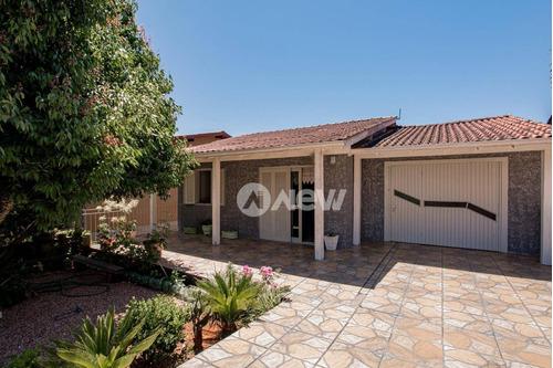 Imagem 1 de 18 de Casa Com 2 Dormitórios À Venda, 146 M² Por R$ 320.000,00 - Moinho Velho - Dois Irmãos/rs - Ca3617