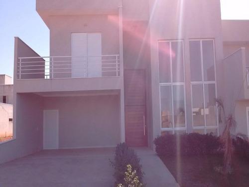 Sobrado Com 4 Dormitórios À Venda, 265 M² Por R$ 1.100.000,00 - Jardim Residencial Maria Dulce - Indaiatuba/sp - So0119