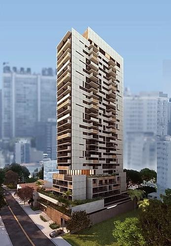Imagem 1 de 4 de Apartamento Residencial Para Venda, Jardim Paulista, São Paulo - Ap10005. - Ap10005-inc
