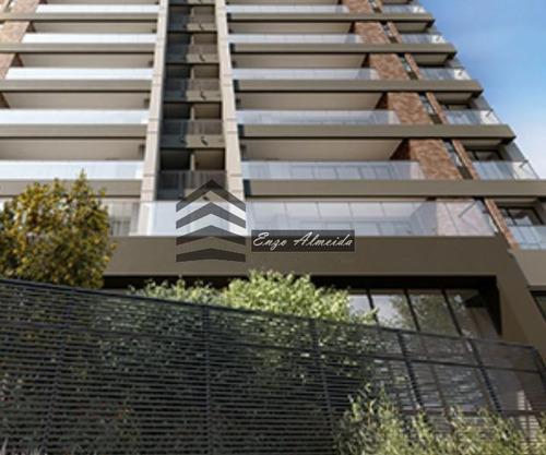 Apartamento Para Venda Em São Paulo, Vila Mariana, 1 Dormitório - 10650_1-1374852