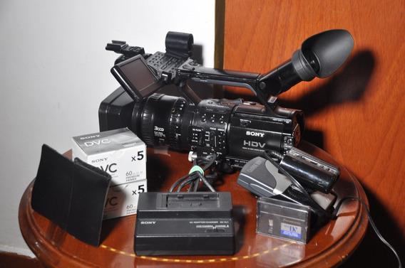 Filmadora Profesional Sony Z1