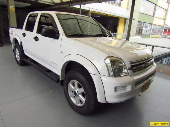Chevrolet Luv Dmax Mt 3000cc Td 4x4