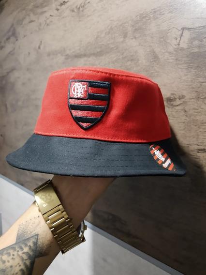 Boné Chapéu Bucket Hat Flamengo