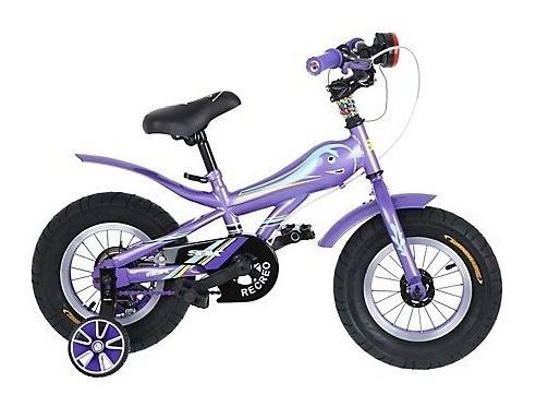 Bicicleta Fat Sbk Recreo Nena R12 // Envio Gratis