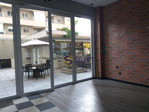 Imagem 1 de 26 de Loja Para Alugar, 42 M² Por R$ 3.000,00/mês - Jardim Do Mar - São Bernardo Do Campo/sp - Lo0002