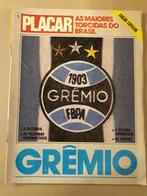 Revista Placar Especial- Grêmio. Maiores Torcidas Do Brasil