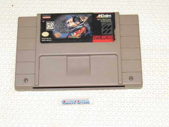 Batman Forever Original Super Nintendo