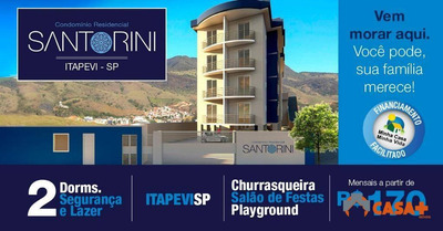 Apartamentos Residenciais Com Entrada Parcelada Em Itapevi. - Ap0315