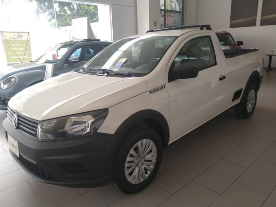 Volkswagen Saveiro Robust 2020 Starline Ac Mt
