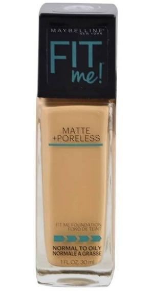 Base Fit Me Maybelline Maquillaje Tienda