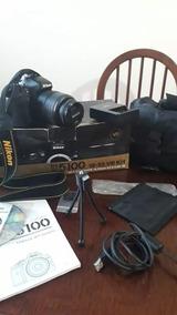 Câmera Nikon D5100 Slr