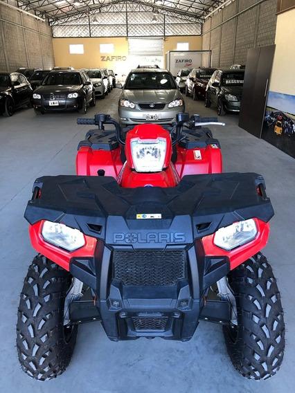Polaris Sportsman 570 - Patentado - Año 2017 - Igual A 0km