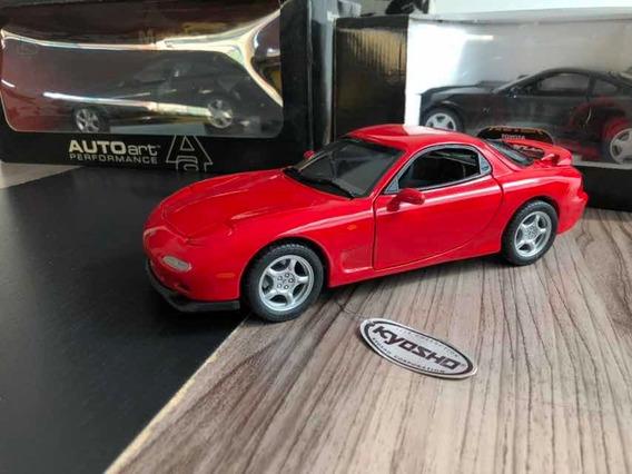 Mazda Rx7 1/18 Kyosho Na Caixa!