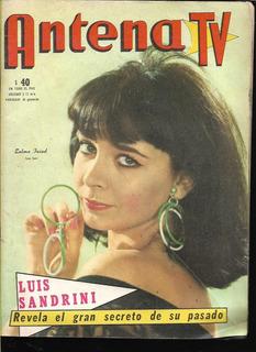 Revista / Antena / 1855 / Año 1967 / Tapa Zulma Faiad / A34