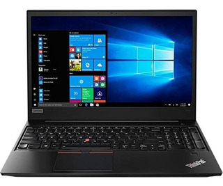 Notebook La Lenovo 15.6 Thinkpad E580 High Performance Busin