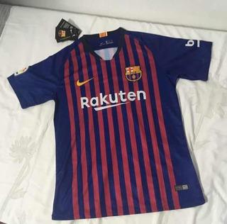 Camisa Barcelona 2018/2019, M.