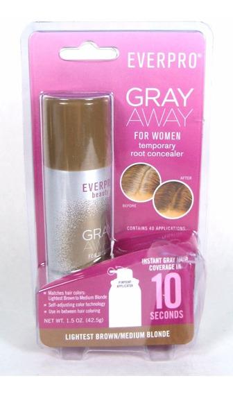 Everpro Gray Away For Women Cor Lightest Brown/medium Blonde