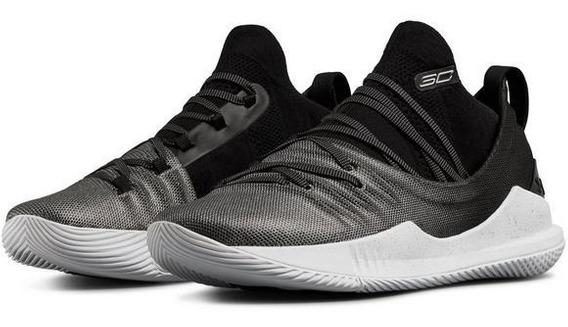 Tenis Hombre Under Armour Curry 5 3020657-101 Basquetbol