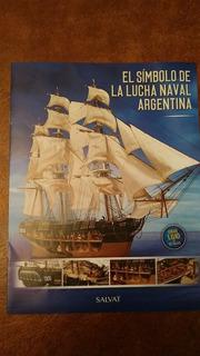 Fascículos 1 Al 69 De La Fragata Hercules Para Armar