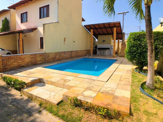 Casa Em Sapiranga, Fortaleza/ce De 135m² 3 Quartos Para Locação R$ 1.500,00/mes - Ca285942