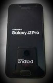 Galaxy J2 Pro 2018 Negro Poco Uso.