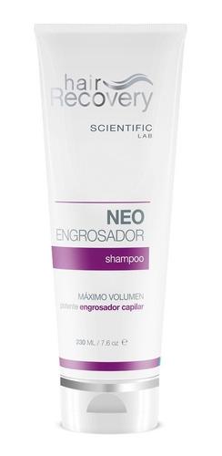 Shampoo Neo Engrosador  Scientificlab  Hair Recovery