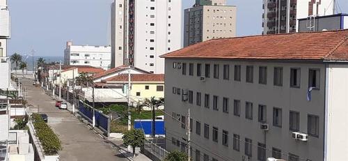 Imagem 1 de 22 de Apartamento, 2 Dorms Com 80 M² - Guilhermina - Praia Grande - Ref.: Edc4443 - Edc4443