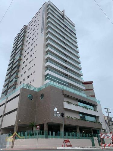 Imagem 1 de 27 de Apartamento Com 2 Dormitórios À Venda, 80 M² Por R$ 280.000,00 - Caiçara - Praia Grande/sp - Ap2200