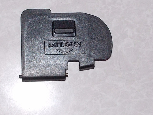 Tapa De Batería P/ Cámara Canon Modelo Eos 5d Mark Ii
