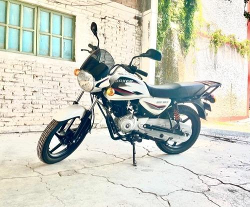 Imagen 1 de 5 de Renta Motocicleta Nueva Bajaj Boxer Usb Plataformas