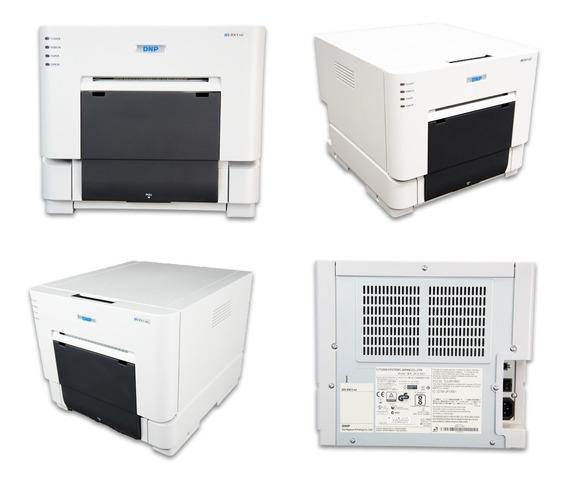 Impressora Para Fotos Dnp Rx1