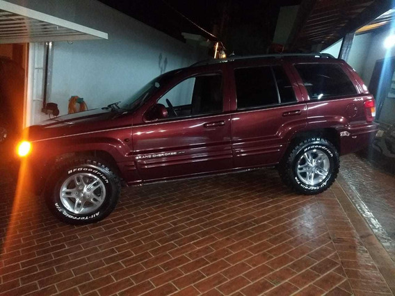 Jeep Grand Cherokee 1999 4.7 Limited 5p