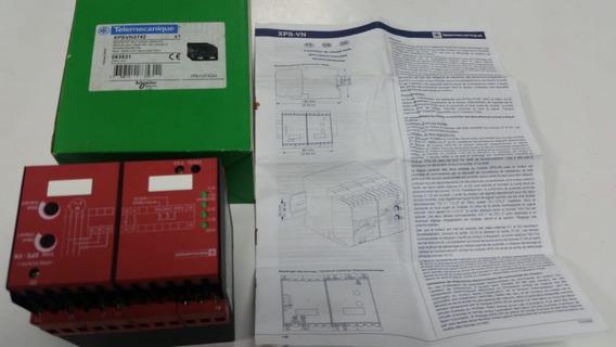 Rele De Segurança Schneider Telemanique Xps-vn