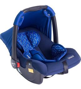 Bebê Conforto Bliss Azul Até 13kg - Cosco.