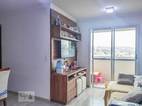 Apartamento À Venda - Jardim Santa Maria, 3 Quartos,  62 - S893132676